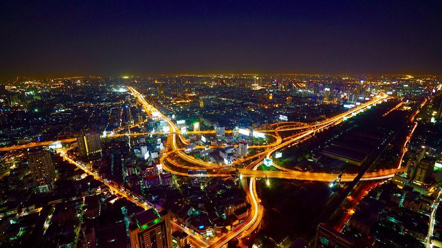 LED Straßenbeleuchtung fördern