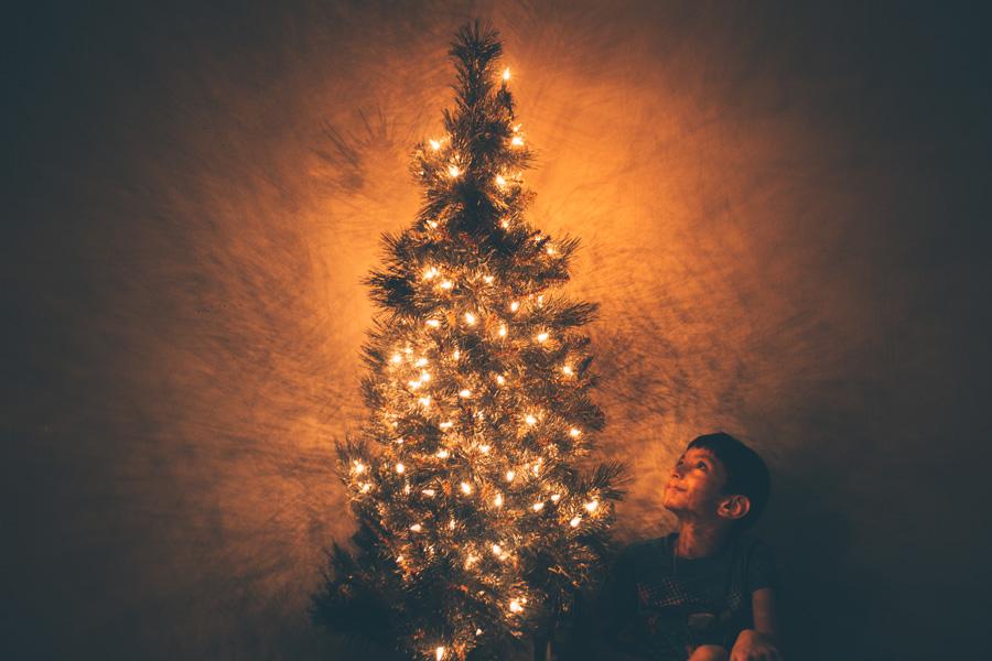 An Weihnachten Energie Sparen
