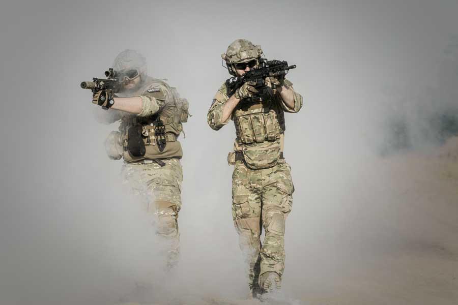 Taktische Militär Taschenlampe