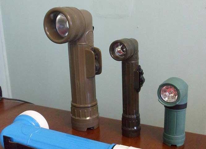 US Army Taschenlampe
